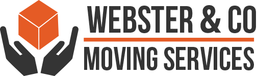 Webster and Co. Moving Services logo